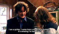 When he made this important realisation. | 31 Times You Could Really Relate To Bernard Black