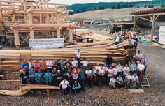 Pioneer Log Homes of BC is the leader in log home design and construction in the United States, Canada, and internationally. Read about our history here.