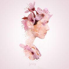 Seasonal Beauties: фотопроект от Алона Ависсара (Alon Avissar)