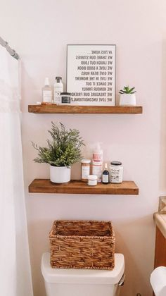 Cool DIY Bathroom Makeover Ideas On A Budget - bathroom Boho Bathroom, Budget Bathroom, Bathroom Interior, Bathroom Ideas, Small Bathroom, Bathroom Organization, Bathroom Canvas, Design Bathroom, Bathroom Decor Ideas On A Budget