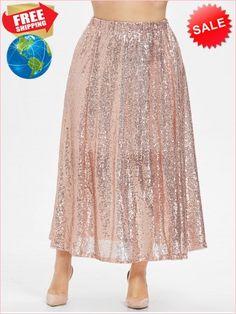 1f6b89e6128 Gold Velvet Pleated Skirt in 2018