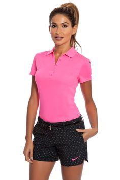 Greens Print Shorty Golf Short: golf short. golf shortss women, women's golf short: FREE SHIPPING on orders over $75 #GolfWomens
