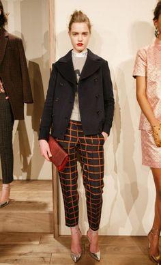 Mercedes-Benz Fashion Week : J.CREW
