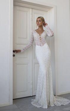 Wedding Dress by Riki Dalal: Valencia Bridal Collection