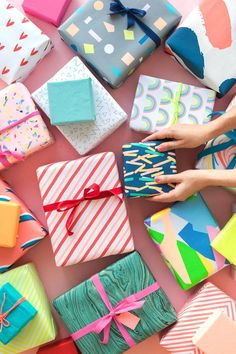 Top 10 Wrapping Ideas