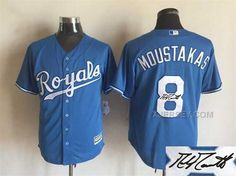 http://www.xjersey.com/royals-8-mike-moustakas-light-blue-signature-edition-new-cool-base-jersey.html Only$35.00 ROYALS 8 MIKE MOUSTAKAS LIGHT BLUE SIGNATURE EDITION NEW COOL BASE JERSEY Free Shipping!