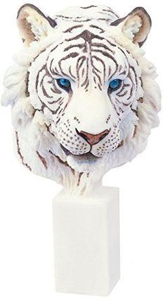 StealStreet White Tiger Collectible Wild Cat Animal Decoration Figurine Statue > Unbelievable product right here! Animal Room, Animal Decor, Animal Sculptures, Sculpture Art, Tiger Artwork, Biscuit, Collectible Figurines, My New Room, Amazing Art