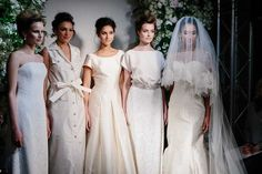 Stewart Parvin 2016 Bridal Collection