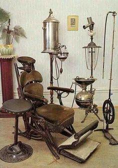 Victorian dental office