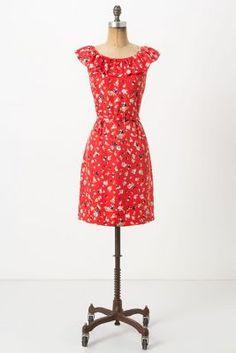 Scattered Petals Dress