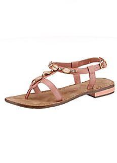 Jewel Toe-Post Sandals by Tamaris