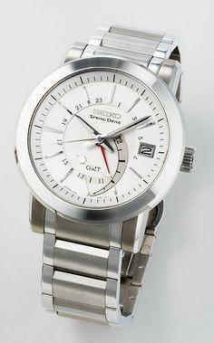 Seiko GMT Spring Drive Watch SNR007