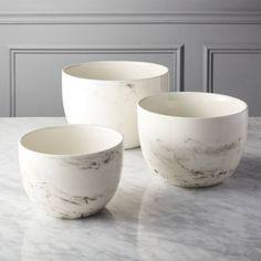 3-Piece Stir Mixing Bowl Set