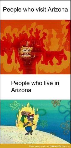 People in Arizona