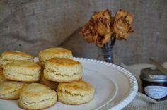 baker's twine - Fluffy Buttermilk Biscuits