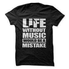 It's simple. Life without music would be a mistake! Do you love your life…