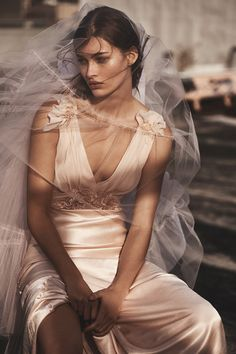 Photo: Courtesy of Topshop Summer brides, rejoice: Topshop is launching its first bridal collection in April—and it's got all the wedding dresses, accessories and lingerie you need just in time for the big day. Featuring model Grace Elizabeth in… High Street Wedding Dresses, Formal Dresses For Weddings, Best Wedding Dresses, Formal Wedding, Wedding Gowns, Bridesmaid Dresses, Summer Wedding, Dream Wedding, 50s Wedding