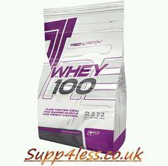WHEY 100 POWDER PROTEINA ISOLATE WHY WHEY POWDER 100% TREC FREE POSTAGE in Sporting Goods | eBay