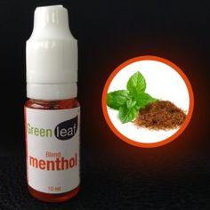 eliquide Goût Menthol Green Leaf