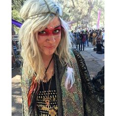 Wild and Wacky Fashion: Desert Hearts Festival - Here are some of the most creative, eccentric and pleasantly-absurd outfits spotted at Desert hearts.