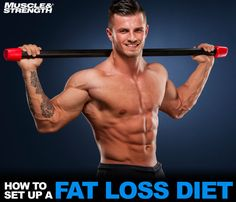 How to set up a fat loss diet plan.