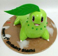 Chikorita cake