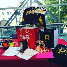 You can also enter to win an awesome #PittsburghPirates and #CocaCola prize pack! #PiratesAtCCAC
