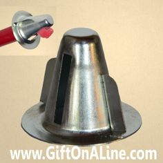 Candle sharpener from Bougies La Francaise now available at www.giftonaline.com