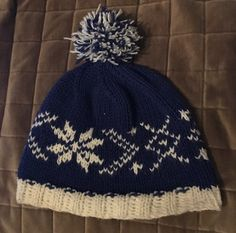 Another fair isle hat