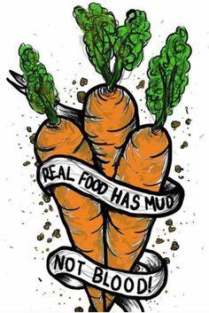 Vegan Life is a happy life! go vegan! Vegan Facts, Vegan Memes, Vegan Quotes, Real Food Recipes, Vegetarian Recipes, Vegetarian Quotes, Real Foods, Why Vegan, Vegan Animals