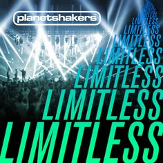 "The latest release from Planetshakers, ""LIMITLESS"" is quickly climbing up the iTunes Top Charts! Go grab this album now! https://itunes.apple.com/us/album/limitless-live/id589672689"