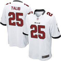 men nike tampa bay buccaneers 25 aqib talib limited white nfl jersey sale