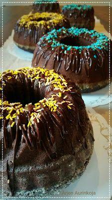 Arjen Aurinkoja: Helppo suklaakakku