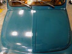 Detailing & Polishing a Fiat 500 Fiat 500, Vintage Cars, Classic Cars, Restoration, Vehicles, Vintage Classic Cars, Car, Classic Trucks, Retro Cars