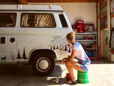 How to find health insurance as an RVer, van lifer or sailor - Camper life - Cars Vw T3 Camper, T3 Vw, Camper Van Life, Motorhome Vintage, Vintage Trailers, Combi Hippie, Hippie Camper, Kombi Trailer, Kombi Home
