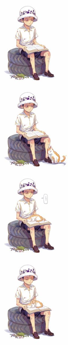 Trafalgar Law - One Piece One Piece Meme, One Piece Comic, One Piece Fanart, One Piece Pictures, One Piece Images, Manga Anime One Piece, Anime Manga, The Pirate King, Trafalgar Law