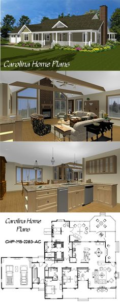 House Plans for Downsizing Gracefully!
