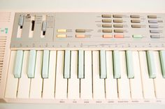 The Holy Grail of Nerdom The Pink Casio SK-1 Sampling Keyboard