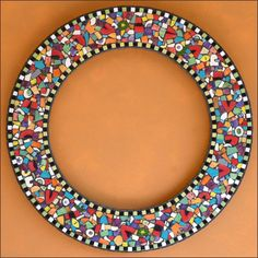 Mosaic Mirrors - ArtHouse Mosaic Studio