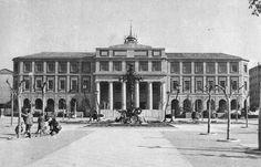 1944.Plaza de la Cruz.