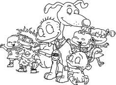 Rugrats Smile Happy