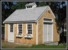 Backyard Garden Sheds Design Idea