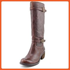 Lucky Brand Womens Rorkie Bourbon Boot 7.5 M - Boots for women (*Amazon Partner-Link)