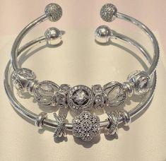 Pandora cuff bangles
