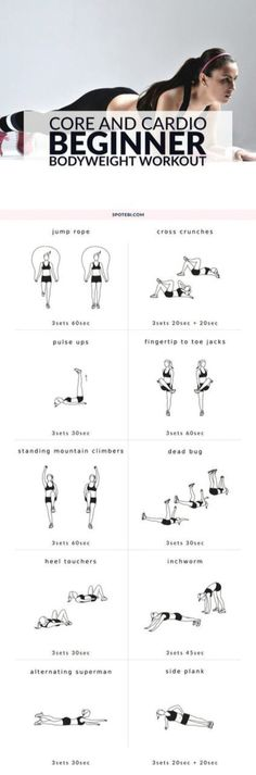 Core/Cardio Beginner