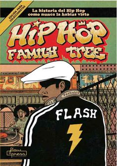 HIP HOP FAMILY TREE #comics #hiphop