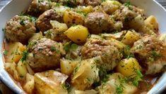 Gołąbkowa patelnia - pyszne danie jednogarnkowe! Fast Easy Dinner, Easy Dinner Recipes, Easy Meals, Italian Breakfast, Breakfast Lunch Dinner, Kitchen Recipes, Cooking Recipes, Bean Soup Recipes, Pork Cutlets