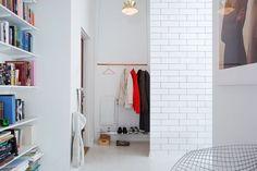 A Touch Of Modern Flair In A Scandinavian Apartment