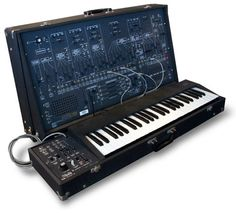 The ARP 2600. Heard on Portishead songs and was the voice of R2-D2. What more do you need?