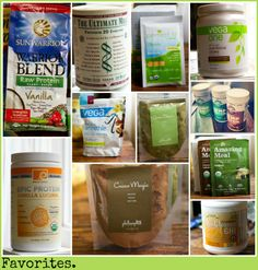 Vegan Protein Powders for Smoothies: My BIG Guide!